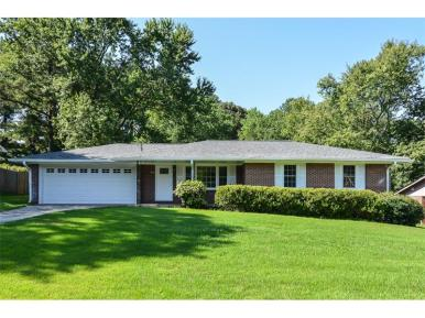 TOTAL RENOVATION! New Roof, water heater, 2 car garage with deep